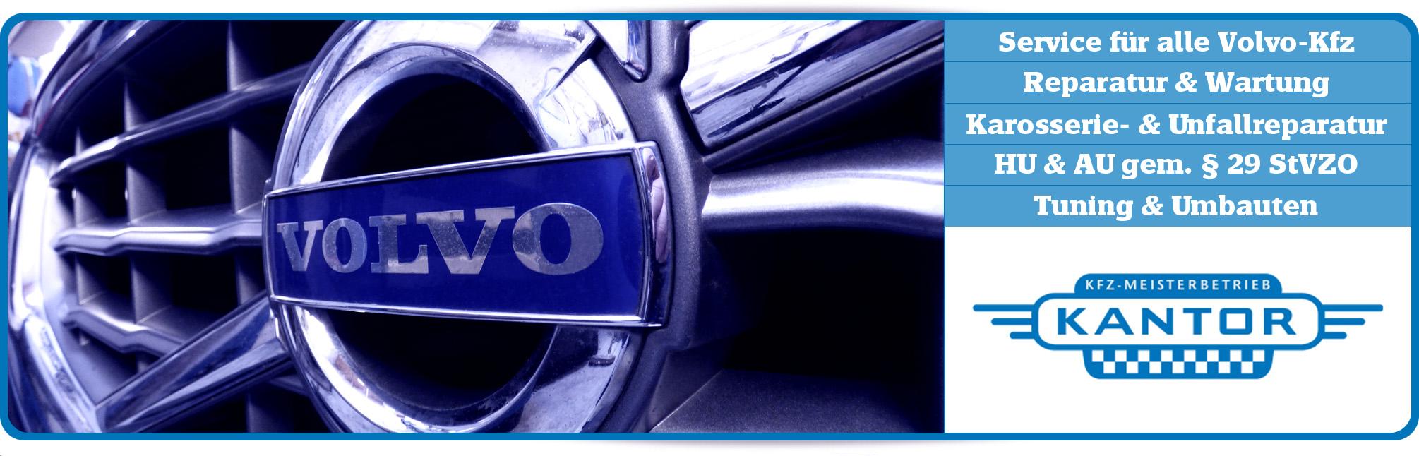 ...für moderne Volvos...